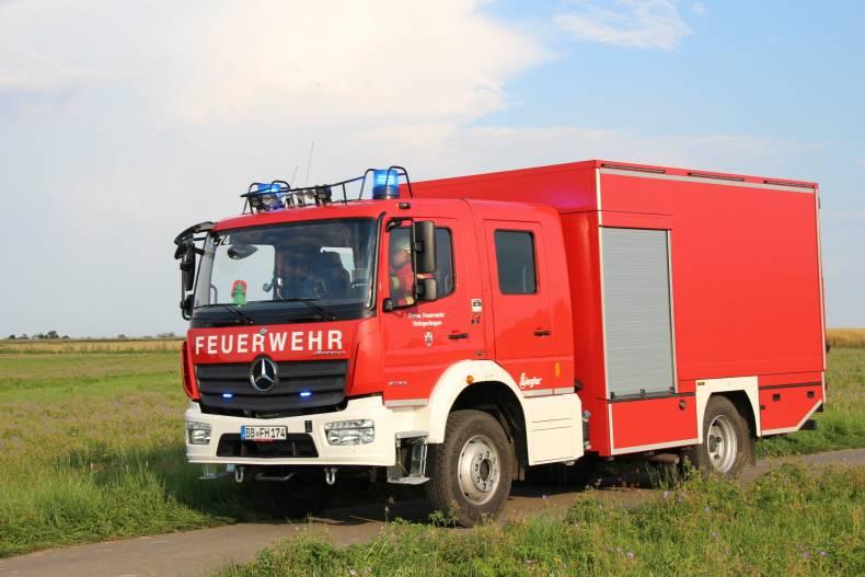GW-L2| Feuerwehr Holzgerlingen